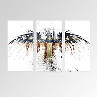 VISUAL STAR®Abstract Glede Canvas Art Modern Home Decoration Artwork Ready to Hang