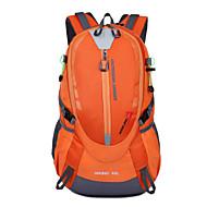 Unisex-Nylon-Sportovní / Na běžné nošení / Ven-Modrá / Zelená / Oranžová / Černá-Batoh / Sportovní a pro volný čas / Cestovní taška