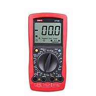 medidor de automóvel portátil uni-T® multiuso com permanência e conta-rotações e temperatura
