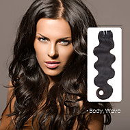 Neitsi® 100% Real Remy Human Hair Body Wavy Virgin Hair Extensions