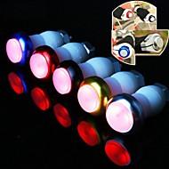 安全ライト LED - サイクリング アラーム / 警告 LR1130 / AG10 20 ルーメン バッテリー サイクリング-照明
