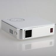dlp wireless pico proiettore portatile per il teatro domestico con dual band WiFi 2.4G / 5g magnasonic portato in metallo tasca