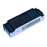 jiawen dc 12v 10a szabályozott kapcsolóüzemű tápegység adapter - fekete + ezüst (AC 100 ~ 240 V)