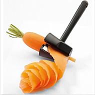 1 Pças. Cutter & Slicer For para Vegetable / para Frutas Plástico Creative Kitchen Gadget / Alta qualidade / Novidades