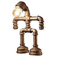 Robots conduit desk lamp