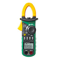 mastech-ms2008b Auto Range 4000 Counts 600A Digital AC Current Clamp Meter with Temperature and Capacitance Measurement