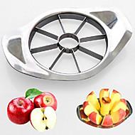 1 kpl Cutter & Slicer For hedelmien Muovi / Ruostumaton teräs Korkealaatuinen / Creative Kitchen Gadget / Erikois