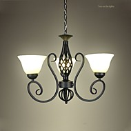 Jane The Chandelier Restaurant Is Contracted, Wrought Iron Creative European-Style Decorative Lighting Lamps