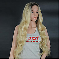 "10""-24"" Brazilian Virgin Hair 613 Full Lace Blonde Human Hair Lace Wigs Glueless Full Lace Wigs"
