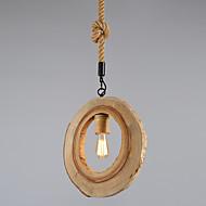 מנורות תלויות ,  מודרני / חדיש צביעה מאפיין for סגנון קטן עץ/במבוק חדר שינה חדר אוכל חדר עבודה / משרד חדר ילדים חדר משחקים מסדרון מוסך
