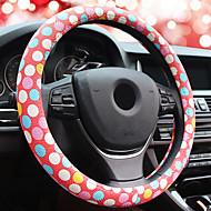 Volkswagen Jetta Bora dirección cubierta de la rueda jetta por cuatro estaciones de color rosa púrpura y negro