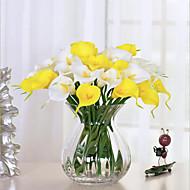 PU חבצלות (קלה לילי) פרחים מלאכותיים
