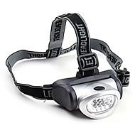 Lights Headlamps / Headlamp Straps LED 200 Lumens 2 Mode LED AAA Waterproof / Anglehead Camping/Hiking/Caving / Everyday Use / Hunting