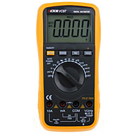 ויקטור vc97 צהוב multimeters דיגיטלית professinal
