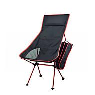 új beállítani kiterjesztett alumínium keret halászati összecsukható kemping strand szék nagy szék hold szék kerti szabadtéri sportok