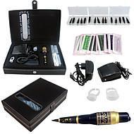 tatouage Solong maquillage permanent kit tatouage stylo sourcil machine à lèvre fixé ek703-1