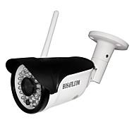 hosafe.com 720p bezdrátové ONVIF bullet IP kamera w / 8GB micro SD karta / 36 IR-LED