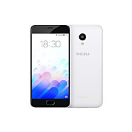 "MEIZU Meizu m3 5.0 "" FlyMe OS 4G älypuhelin (Dual SIM Kahdeksanydin 13 MP 2GB + 16 GB Valkoinen)"