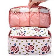 ストレージ用袋 織物 とともに特徴 あります 蓋付き / オープン / 旅行 , のために ジュエリー / 下着