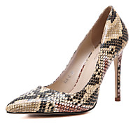 Women's Shoes Leatherette Stiletto Heel Heels /Shoes & Matching Bags / NoveltySandals / Heels / Boots /
