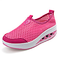 Women's Shoes Tulle Wedge Heel Platform  Crib Shoes Athletic Shoes
