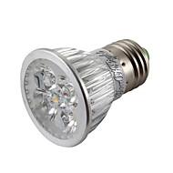 4W E26/E27 Lâmpadas de Foco de LED R63 4 LED de Alta Potência 400 lm Branco Quente / Branco Frio Regulável / DecorativaAC 220-240 / AC