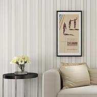 behang Streep Behang Modern Behangen,Ongeweven papier