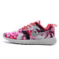 Nike Roshe Run Best Seller Women's Shoes Fabric Fashion Sneakers Lace-up Pink/Gray/Blue/Tan/Navy Blue