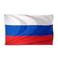 új, nagy 3x5 láb orosz zászló poliészter az orosz nemzeti zászló lakberendezés (nincs zászlórúd)