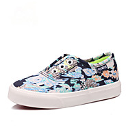 Boy's / Girl's Loafers & Slip-Ons Spring / Summer / Fall Comfort / Round Toe Canvas / Fabric Outdoor / Casual / Athletic Flat HeelOthers