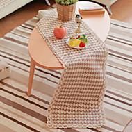 mélange de coton 1pc table rectangulaire runner
