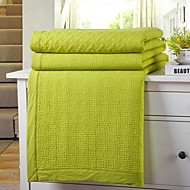 Well Designed Multicolour Reversible Comfortable and Fashion Summer Quilt