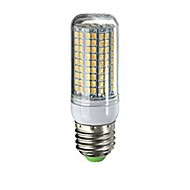 15W E14 / G9 / GU10 / B22 / E26 / E26/E27 LED-maissilamput Upotettu jälkiasennus 180 SMD 2835 1200-1500 lmLämmin valkoinen / Kylmä