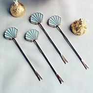Herramientas de cocina / Favores para la Fiesta del Té(Azul) -Tema Playa / Tema Asiático / Tema Clásico / Tema Fantástico-No personalizado