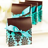 Geschenkboxen / Geschenktaschen / Geschenk Schachteln / Plätzchen Beutel(Blau,Kartonpapier) -Nicht personalisiert-Hochzeit / Jubliläum /