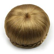crespi oro ricci capelli umani chignon pizzo parrucche 1011