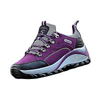 Women's Summer Comfort Tulle Casual Flat Heel Purple Fuchsia Hiking