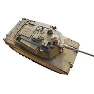 grote amerikaanse 1 afstandsbediening tank 1:18 model elektrisch speelgoed auto rchargeable kogels