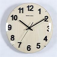 Outros Moderno/Contemporâneo Relógio de parede,Outros Madeira 35*35*11