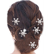 סיכות אביזרים לשיער סגסוגת