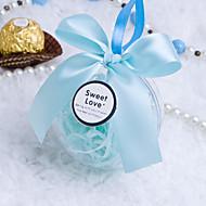 Geschenkboxen / Süßigkeiten Gläser und Flaschen / Geschenk Schachteln(Lavendel / Gold / Grün / Rosa / Rot / Blau,Plástico) -Nicht