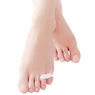 발 관리 외반 발레 보조기 발가락 분리 젤 신발 패드 깔창을 보호& 신발 1 쌍의 액세서리
