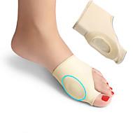발 관리 외반 모지 보조기 발가락 분리 젤 신발 가드 패드 안창& 신발 1 쌍의 액세서리