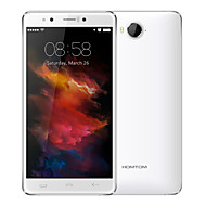 """HOMTOM HT10 5.5"""" Android 6.0  (10 Cores 21 MP 4GB + 32 GB Black / White The Iris Recognition Technology Global 4G)"""
