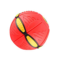 leuchtende ufo Bälle, Lüftungs Verformung frisbee, Kinder die Kugel Outdoor-Spielzeug zu erraten