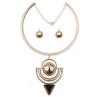 LGSP Women's Alloy Necklace Daily Non Stone-61161078