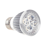 5W E26/E27 LED-drivhuslamper MR16 5 Høyeffekts-LED 120lm lm Rød Blå Dekorativ AC 85-265 V 1 stk.