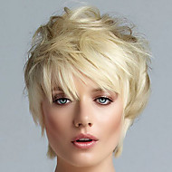 European Wig Straight Fashion Wig Short Blonde TOP Quality Women Hair Wigs