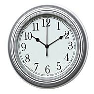עגול מודרני / עכשווי שעון קיר,אחרים פלסטיק 22.8*22.8*4.4