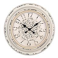 Rond Moderne/Contemporain Horloge murale,Autres Plastique 50.6*50.6*6